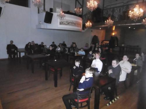 Koncert w restauracji Browar - 31-01-2019 13