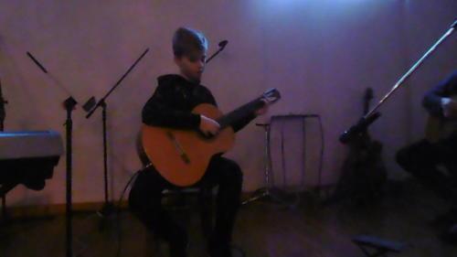 Koncert w restauracji Browar - 31-01-2019 5